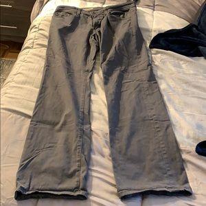 Adriano Goldschmeid (AG) men's straight leg jeans
